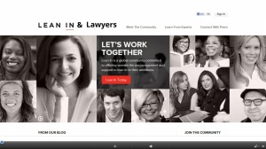 Lean In and Lawyers
